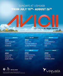House Planet by Avicii Announces Summer 2012 Sunday Residency At Ushuaia Beach