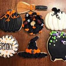 cutest halloween cookies popsugar moms