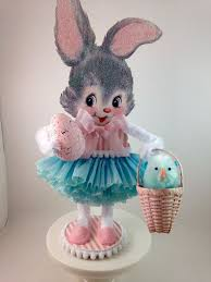 Easter Bunny Decoration Craft by 286 Best Easter Crafts New U0026 Recycled Images On Pinterest