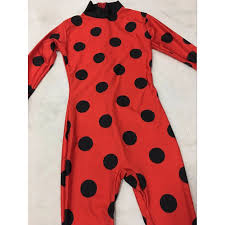 aliexpress com buy the miraculous ladybug costume kids halloween