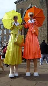 clown stilts entertainment i m getting carried away here but this is a great