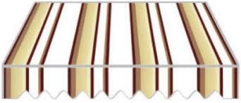 colori tende da sole tenda da sole a caduta cm 300x250 tess p4007 marrone