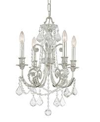 Mini Chrome Chandelier 69 Best Crystal Chandeliers Images On Pinterest Crystal
