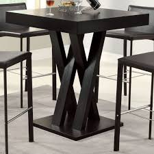Bar Height Dining Chairs Kitchen Table 5 Piece Counter Height Dining Set Dinette Sets Bar