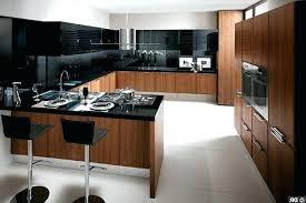 cuisine design ilot central table haute ilot central bar cuisine ikea tabouret table