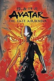 avatar airbender poster collection