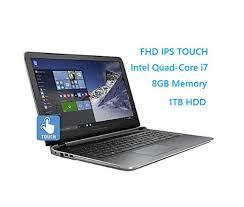 black friday deals on hp laptops hp pavilion flagship 15 6