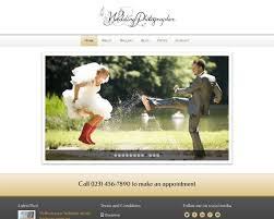 wedding photographer wordpress theme template for wedding