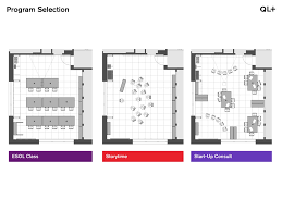 Floor Plan For Classroom by The Architectural League Of New York Proposal L