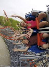 Six Flags Investors Theme Parks Find Upgrading Aging Coasters Brings Fresh Excitement
