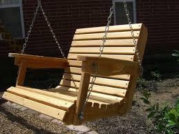 wooden swings u2014 jbeedesigns outdoor cypress porch swing ideas