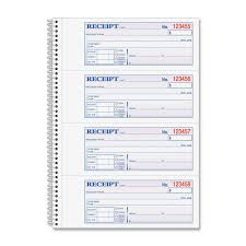 5 best adams money and rent receipt book 2 part carbonless 2 7