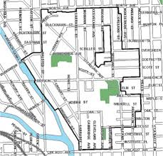chicago housing projects map home the cabrini green projects