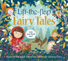 lift the flap fairy tales can you find me roger priddy