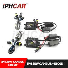 hid fog light ballast free shipping iphcar universal 35w 5500k xenon bulb ballast with