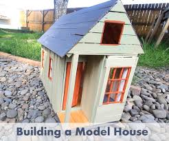 how to build a scale model house 10 steps with pictures