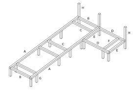 fabriquer un canapé d angle comment fabriquer une table à roulettes et une banquette leroy