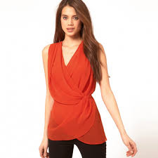 wrap shirts blouses cheap v neck chiffon top find v neck chiffon top deals on line at