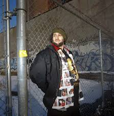 Rugged Man Rapper Rugged Man Marks Comfort Zone Rebirth Toronto Star