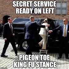 Fu Memes - hillary s guard using kung fu wing chun horse stance imgflip