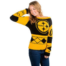 pittsburgh steelers ugly sweaters light up sweaters holiday
