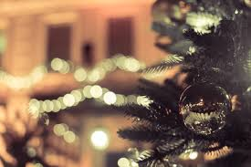 bokeh tree baubles picography free photo