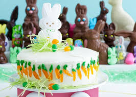 Easter Cake Decorating Ideas Recipes by Easter U0027s Sweeter With Lamb Bunny U0026 Easter Basket Cakes Allrecipes