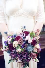 Blue And Purple Flowers The 25 Best Thistle Bouquet Ideas On Pinterest Bouquet June