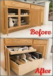 slide out shelves for kitchen cabinets how to install a pull out kitchen shelf sliding shelves larder