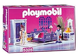 chambre parents playmobil playmobil la chambre des parents amazon fr jeux et jouets