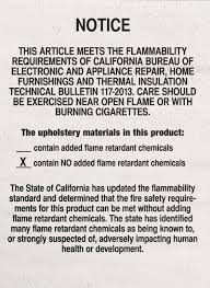 ehp u2013 hand me down hazard flame retardants in discarded foam products