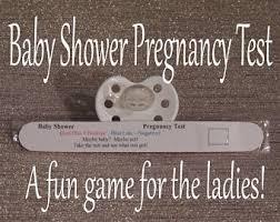 coed baby shower baby shower baby shower pregnancy test
