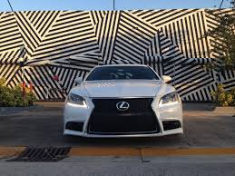 slammed lexus ls460 becoming a real