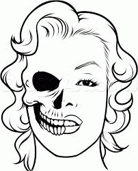 draw a skull by drawing sheets added by