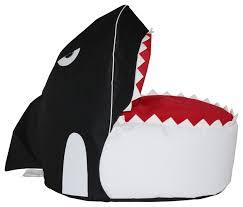 Shark Bean Bag Shark Bean Bag Shop Houzz Hrh Designs Beanbag Shark Bean