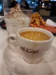 Coffe Di Mcd affogato di mcd review maissy cici adek kuliner di restoran