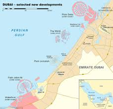 Dubai India Map by Dubai U0027s Floating Seahorse Villa At Heart Of Europe Resort Has An