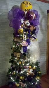 lsu footbells ornament collection jingle bells tigers and ornament