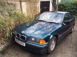 bmw 316i auto coupe 1997 mot till jan 2018 full service history