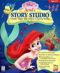 ariel u0027s story studio disney wiki fandom powered wikia