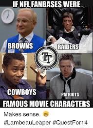 Patriots Fan Meme - 25 best memes about nfl fan nfl fan memes