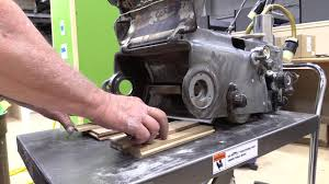 replacing the paper tightening on your clarke sander