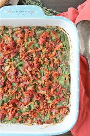 paleo whole30 green bean casserole s baking me