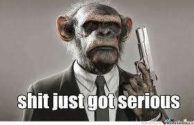 You Blew It Meme - you blew it up planet of the apes meme lekton info