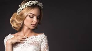 bridal hairstyles medium length 12 pretty medium length wedding hairstyles l u0027oréal paris