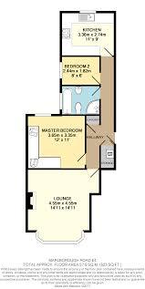 Maisonette Floor Plan 2 Bedroom Ground Floor Maisonette For Sale In Marlborough Road