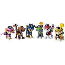 paw patrol mission paw action pack pups gift walmart