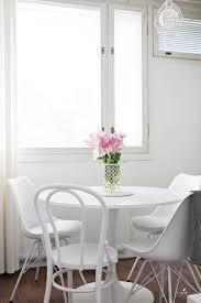 docksta table golden vase veken kaluste bistro alis tuoli keittiö round table
