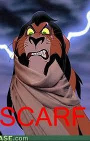scar u0027s scarf true story u0027the lion king u0027 professional