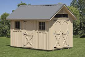 river view horse barns all american wholesalers 8x12 garden style shed